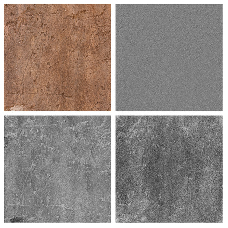 grunge wall textureset of empty rouge places to your concept or product