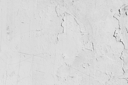 warm plaster or damage wall texture. flat background Imagens