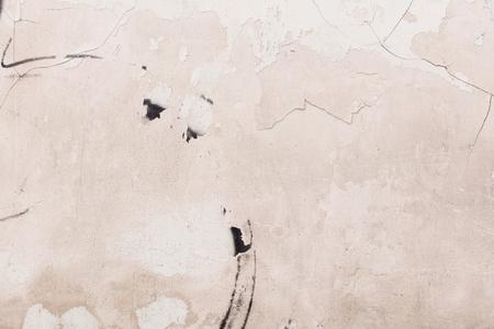 warm grunge wall background. flat texture wallpaper