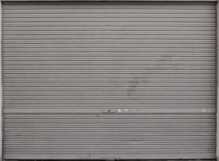 steel fence barrier texture or background Standard-Bild