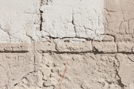 grunge and damage dirty wall texture or background Standard-Bild