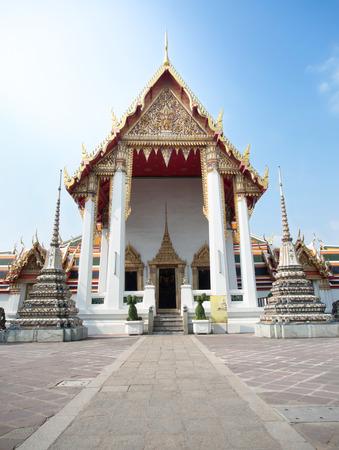 ism: WatPhraChetuphon (Wat Pho)