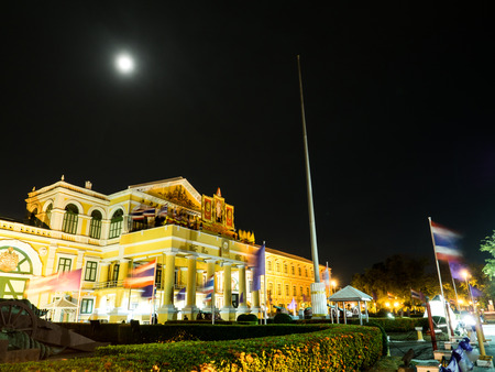 ministry: Ministry of Defence at NightThailand