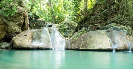 kanchanaburi: Erawan Waterfall Kanchanaburi Thailand