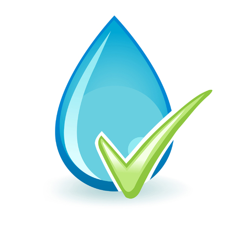 approval icon: Quality Water