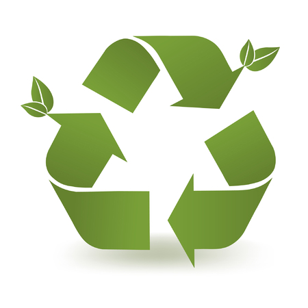 Natural Recycle Symbol