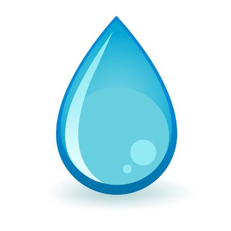 Water Drop Ilustracja