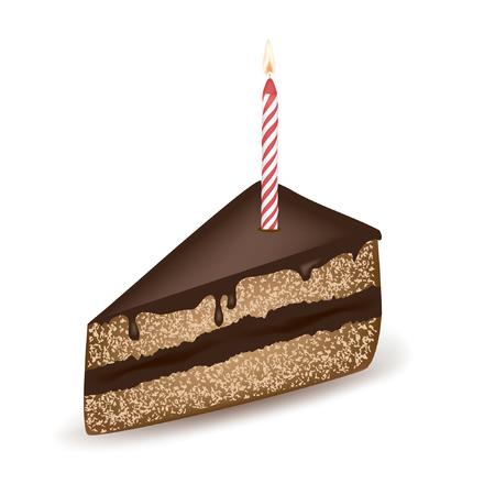 glaze: Birthday Cake.