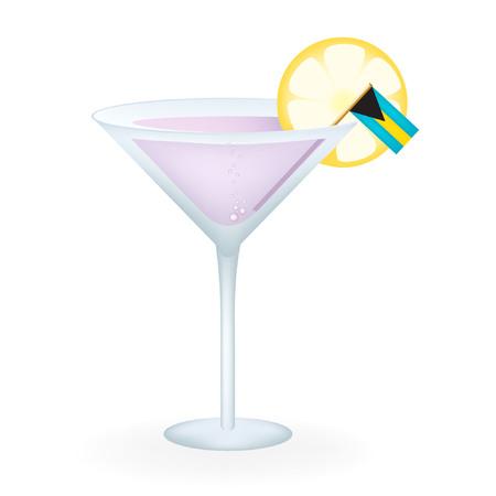 bahamas: Bahamas Cocktail