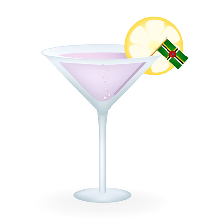 Dominica Cocktail