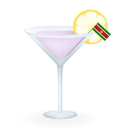 Suriname: Suriname Cocktail