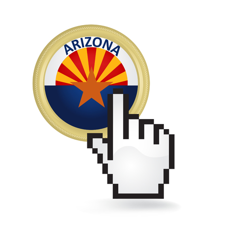 Arizona Button Click