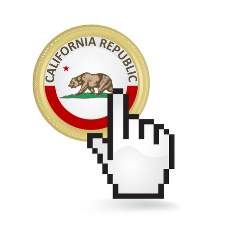 California Button Click