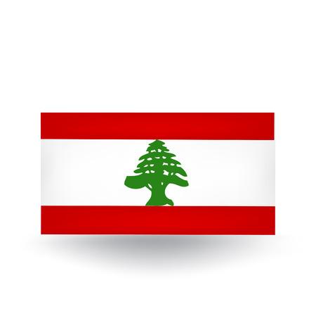 lebanon: Lebanon Flag
