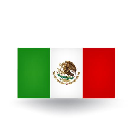 Mexico Flag 版權商用圖片 - 77757864