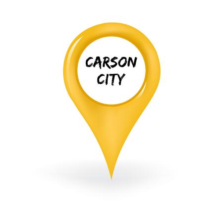 carson city: Carson City Location