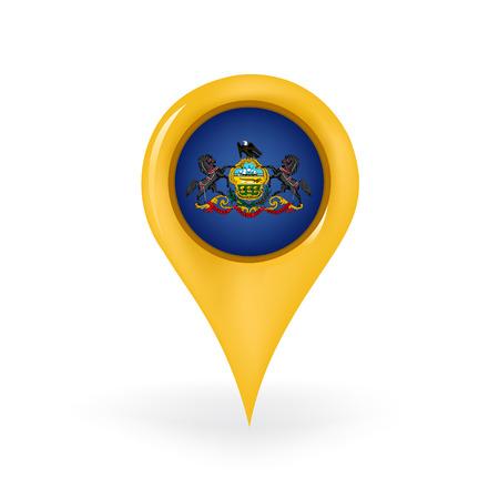 pennsylvania: Location Pennsylvania