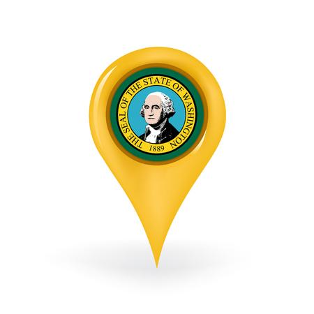 george washington: Location Washington