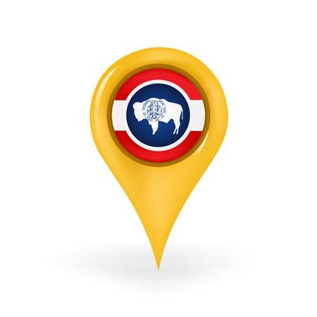geolocation: Location Wyoming