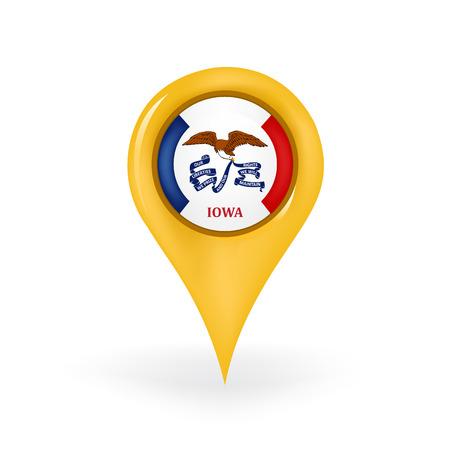 iowa: Location Iowa
