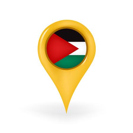 Location Palestine