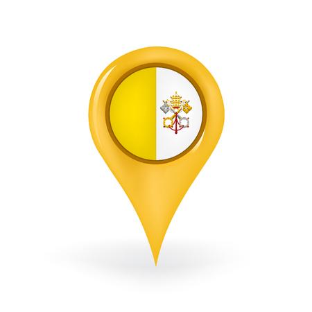Location Vatican