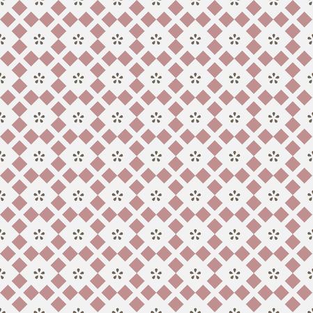 Seamless Decorative Pattern Vector illustration.
