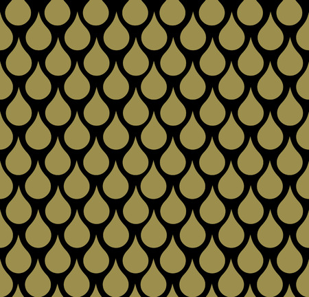 Seamless Animal Scale Pattern