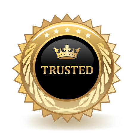 Trusted Gold Badge