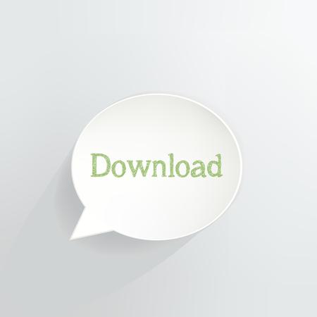 Download Speech Bubble