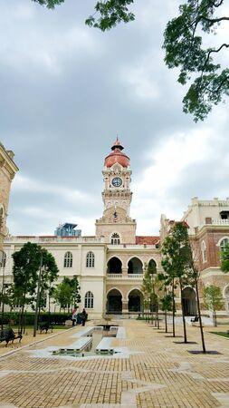 Dataran Merdeka or Merdeka Square is KL's best known landmark. Sajtókép