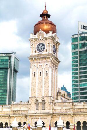 Dataran Merdeka or Merdeka Square is KL's best known landmark.