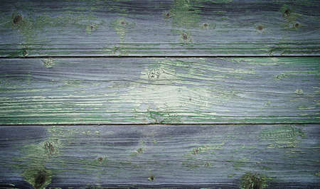 Old painted wooden board with horizontal stripes. High quality photo