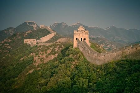 great wall of china Stock Photo - 7160880