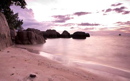 koh tao: Koh Tao Beach Stock Photo