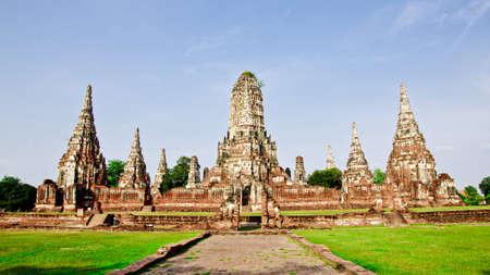 Red Brick Pagoda photo