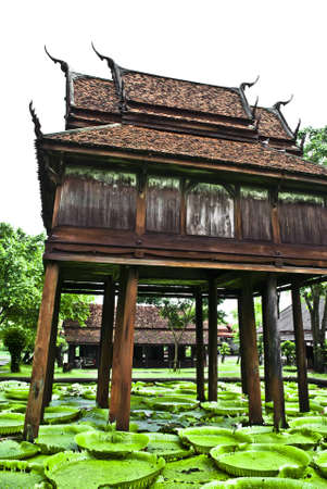 olden: Thai olden home