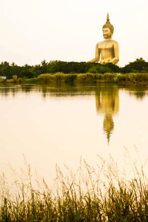 Big Buddha Statue  photo