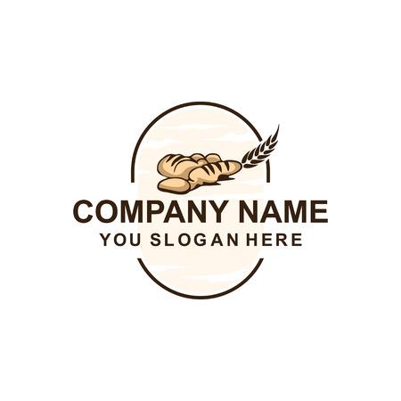 Bakery logo design. Imagens - 95248893