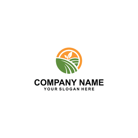 Farms one logo design.
