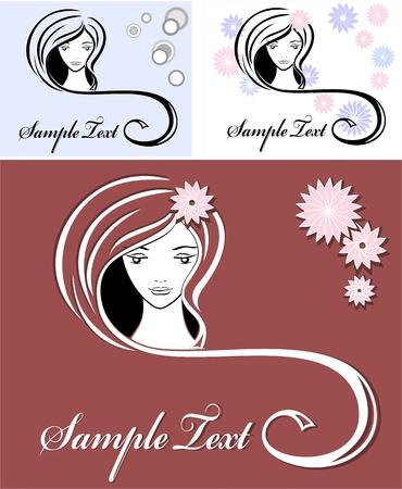 peluca: Publicidad Chica medios de pelo