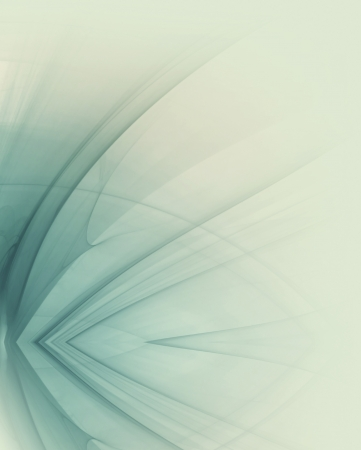 transmutation: Abstract fractal background in pastel retro colors Stock Photo