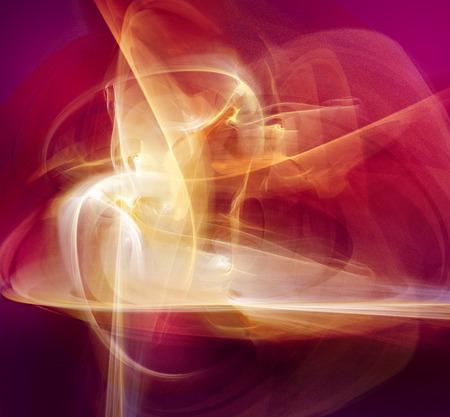 ballet: Fractales resumen de antecedentes con la luz en burdeos