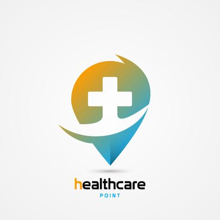 Healthcare concept Illustration