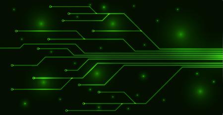 green dark personal computer motherboard
