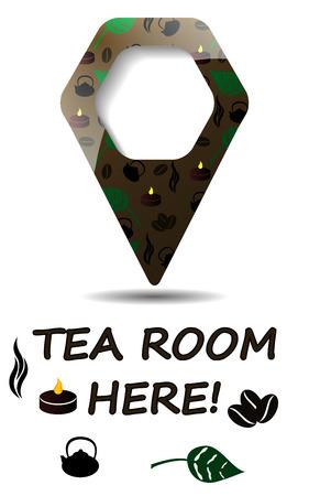 Mappa del puntatore a sala da tè