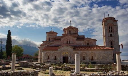 church of saint Panteleimon, Ohrid, Macedonia