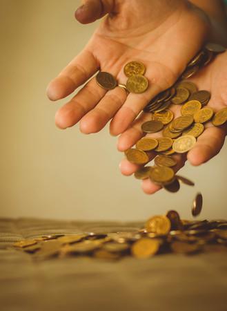 derrumbe: colapso del mercado financiero