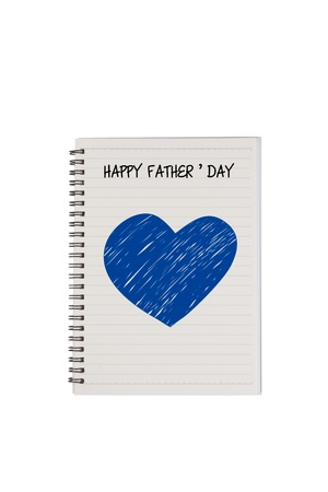 Happy father s day note