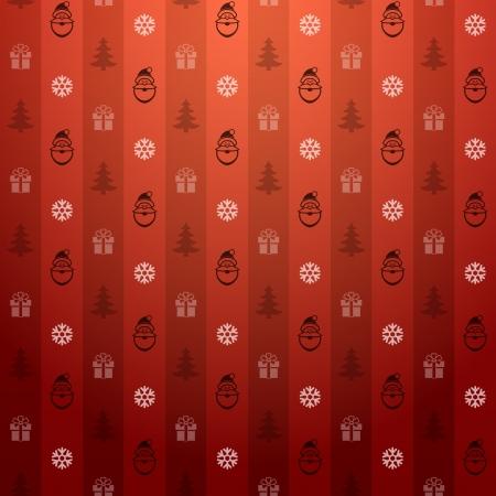 sinterklaas: New Year red background